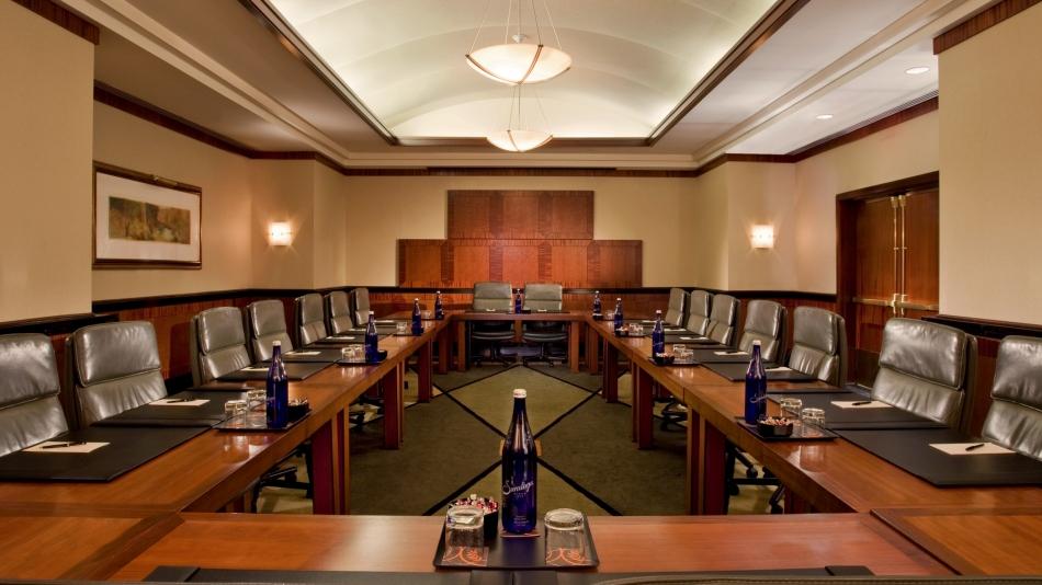 Executive Conference Center - Boardroom