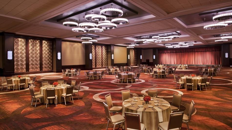 Metropolitan Ballroom Reception