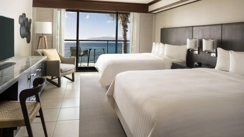 Oceanfront Guest Room, Double
