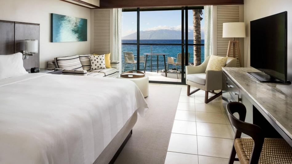 Oceanfront Guest Room, King