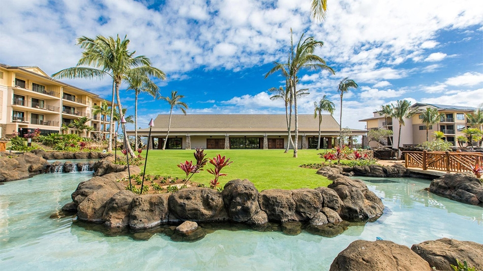 Koloa Landing Resort Meetings & Events Building