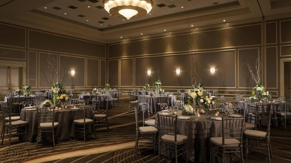 Oceans Ballroom Reception